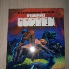 Cómics: TOMO EL EXTRAORDINARIO MUNDO DE RICHARD CORBEN NÚMERO 1: TOUTAIN.. Lote 57285230