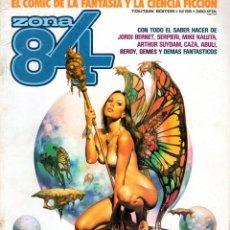 Cómics: ZONA 84 26 JORDI BERNET, SERPIERI, MIKE KALUTA. Lote 57308965