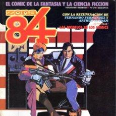 Cómics: ZONA 84 31 HOWARD CHAYKIN FERNANDO FERNANDEZ. Lote 57309039