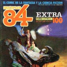 Cómics: ZONA 84 36 CHAYKIN DURAÑONA JONES FERNANDEZ MORENO SEGURA BERNET. Lote 57309401