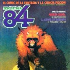 Cómics: ZONA 84 39 SERPIERI FERRANDINO BEROY JONES CHAYKIN ORTIZ ABULI BEA. Lote 57309591