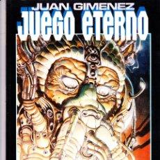 Cómics: JUAN JIMENEZ. 4 TOMOS TOUTAIN. Lote 57392202