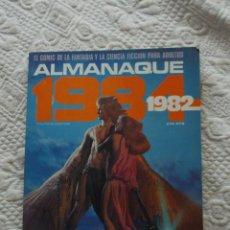 1984 Almanaque 1982. Toutain