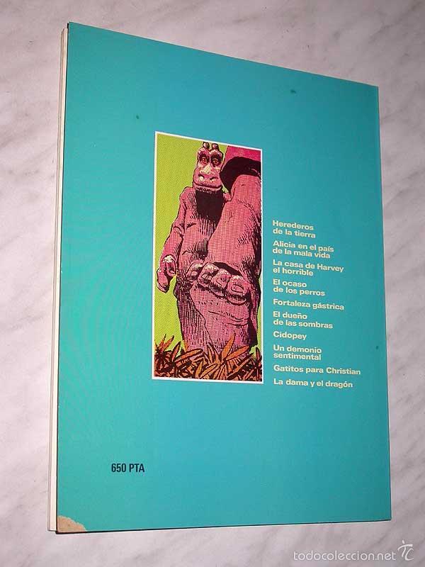 Cómics: UNDERGROUND. RICHARD CORBEN. OBRAS COMPLETAS Nº 3. TOUTAIN, 1985. ++++ - Foto 4 - 57915199