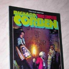 Cómics: LA CAIDA DE LA CASA USHER. EDGAR ALLAN POE. RICHARD CORBEN. OBRAS COMPLETAS Nº 4. TOUTAIN, 1985. +++. Lote 57915236