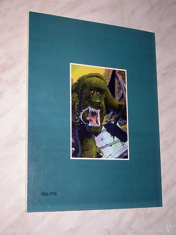 Cómics: MUNDO MUTANTE. RICHARD CORBEN, JAN STRNAD. OBRAS COMPLETAS Nº 8. TOUTAIN, 1989. 8 PÁGINAS EXTRA. - Foto 4 - 57915390