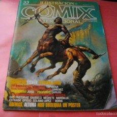 Cómics: COMIC PARA ADULTOS -COMIX Nº 33 -EDICIONES TOUTAIN VER FOTO MIRAR TODOS MIS LOTES DE TEBEOS. Lote 58078126