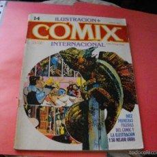 Cómics: COMIC PARA ADULTOS -COMIX Nº 14 -EDICIONES TOUTAIN VER FOTO MIRAR TODOS MIS LOTES DE TEBEOS. Lote 58078163