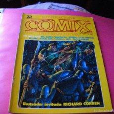 Cómics: COMICS PARA ADULTOS -COMIX Nº 32 -EDICIONES TOUTAIN VER FOTO MIRAR TODOS MIS LOTES DE TEBEOS. Lote 58078273