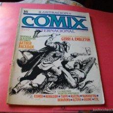 Cómics: COMICS PARA ADULTOS -COMIX Nº 16 -EDICIONES TOUTAIN VER FOTO MIRAR TODOS MIS LOTES DE TEBEOS. Lote 58078294