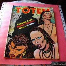 Cómics: COMICS - PARA ADULTOS- TOTEM Nº 49 -EDICIONES TOUTAIM- VER FOTO MIRAR TODOS MIS LOTES DE TEBEOS. Lote 58079129
