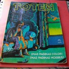 Cómics: COMICS - PARA ADULTOS- TOTEM Nº 22 -EDICIONES TOUTAIM- VER FOTO MIRAR TODOS MIS LOTES DE TEBEOS. Lote 58079167