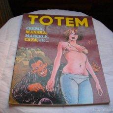 Cómics: COMICS - PARA ADULTOS- TOTEM Nº 43 -EDICIONES TOUTAIM- VER FOTOS - MIRAR TODOS MIS LOTES DE TEBEOS. Lote 58091744
