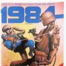 Cómics: 1984TOUTAIN EDITOR. EXTRA, 5 TRES NÚMEROS EN UNO. AÑO 1981. Lote 58112283