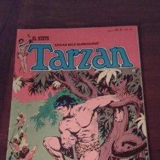 Cómics: EL NUEVO TARZÁN, VOL.1 - Nº 3. AÑO 1979. TOUTAIN.. Lote 58184776
