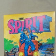 Cómics: POSTER THE SPIRIT. WILL EISNER. APROXIMADAMENTE 70,5 CM X 51 CM. TOUTAIN 1977.. Lote 71258493