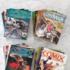 Cómics: COMIX INTERNACIONAL - TOUTAIN ED. - LOTE DE 19 EXTRAS. Lote 58415436
