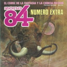 Comics : EXTRA ALMANAQUE 1987 PARA ZONA 84. TOUTAIN. PAUL KIRCHNER. JUAN GIMENEZ. JOAN BOIX. ESTEBAN MAROTO.. Lote 58543124