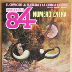 Cómics: ZONA 84 - ALMANAQUE 1987 - TOUTAIN. Lote 58555470