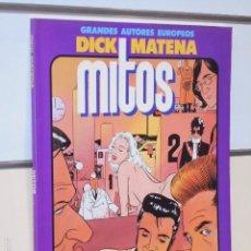 Cómics: MITOS - TOUTAIN EDITOR. Lote 58560844