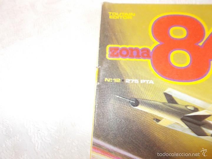 Cómics: ZONA 84 nº 12 - Foto 3 - 59512279