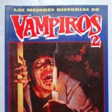 Cómics: ANTOLOGIA DE LOS MEJORES COMICS DE VAMPIROS 2 - JOYAS DE CREEPY / TOUTAIN 1989. Lote 59687647