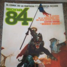 Fumetti: ZONA 84 -- TOMO - ANTOLOGIA Nº 7 -- NUMEROS 20,21,22 -- TOUTAIN -- . Lote 60109115