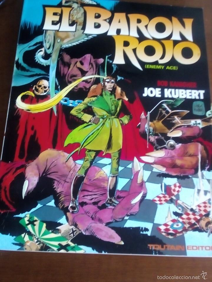 EL BARON ROJO ENEMIGO ACE NUEVO AÑO 1984 (Tebeos y Comics - Toutain - Obras Completas)
