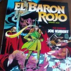 Cómics: EL BARON ROJO ENEMIGO ACE NUEVO AÑO 1984. Lote 60222467