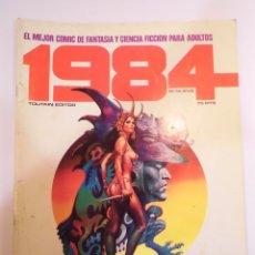 Cómics: 1984 - NUM 9 - TOUTAIN EDITOR. Lote 60269987