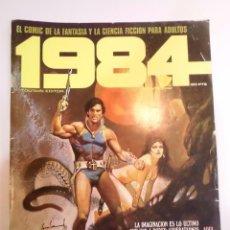 Cómics: 1984 - NUM 28 - TOUTAIN EDITOR. Lote 60271287