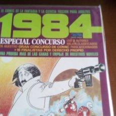 Cómics: 1984 ESPECIAL CONCURSO. Lote 60366927