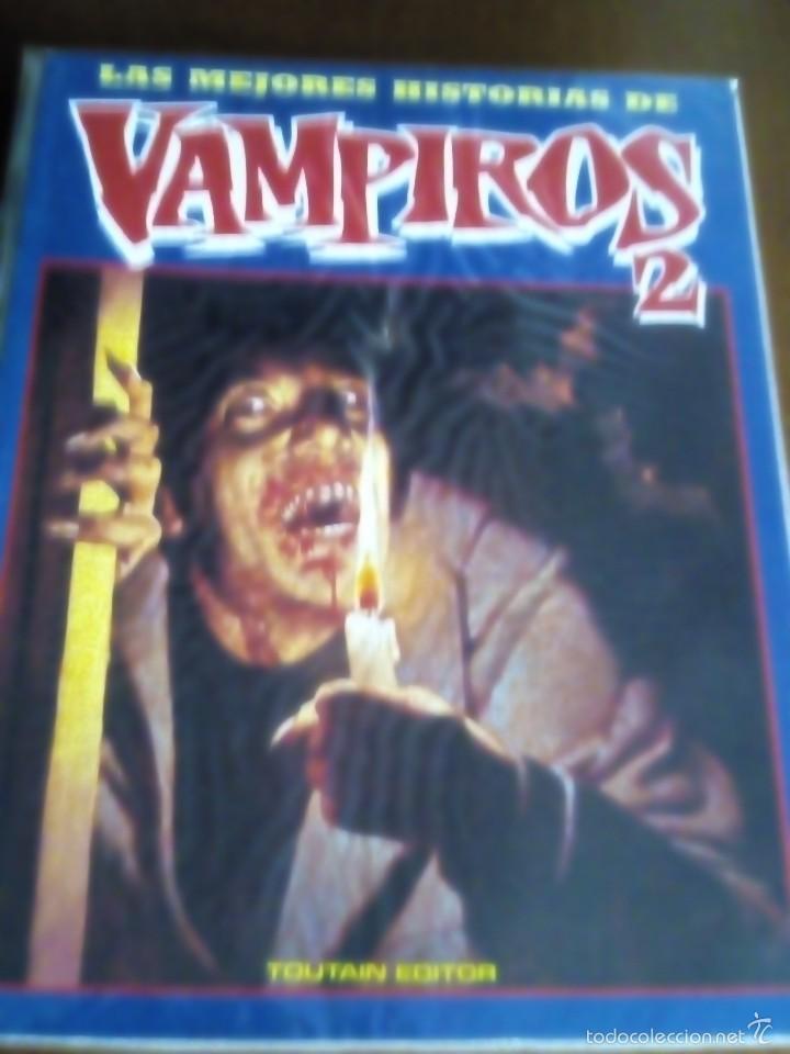 VAMPIROS 2 TOMO (Tebeos y Comics - Toutain - Obras Completas)