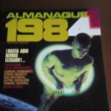 Cómics: 1984 ALMANAQUE DIFICIL. Lote 60449795