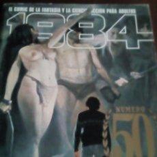 Cómics: 1984 N-50 LEER DESCRIPCION. Lote 60453335