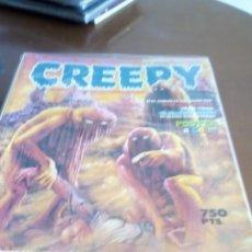 Cómics: CREEPY VOL 2 N-1 AL 19 COMPLETA LEER DESCRIPCION. Lote 60509183