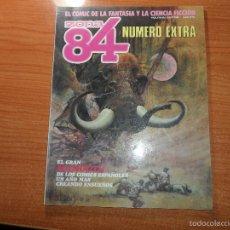 Comics : ZONA 84 NÚMERO EXTRA EDITORIAL TOUTAIN. Lote 60618835