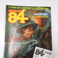 Cómics: ZONA 84 Nº 59 TOUTAIN. EL COMIC DE LA FANTASIA Y LA CIENCIA FICCION. TDKC18. Lote 61540228