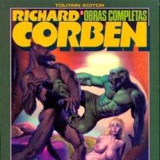 Cómics: RICHARD CORBEN Nº6. Lote 61593880