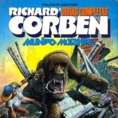 Cómics: RICHARD CORBEN Nº8. Lote 61594240