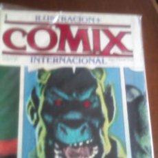 Cómics: COMIX INTERNACIONAL N-1 E4P7. Lote 61685928