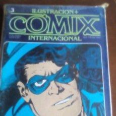 Cómics: COMIX INTERNACIONAL N-3 E4P7. Lote 61686076