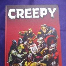 Cómics: CREEPY. ARCHIVOS DE CREEPY. VOLUMEN 1. PLANETA DE AGOSTINI. 2009. Lote 61729244