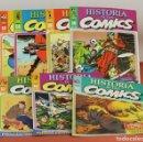 Cómics: 7996 - HISTORIA DE LOS COMICS. 7 EJEMPLARES(VER DESCRIP). COMA. EDIT. TOUTAIN. 1982/83.. Lote 61744036