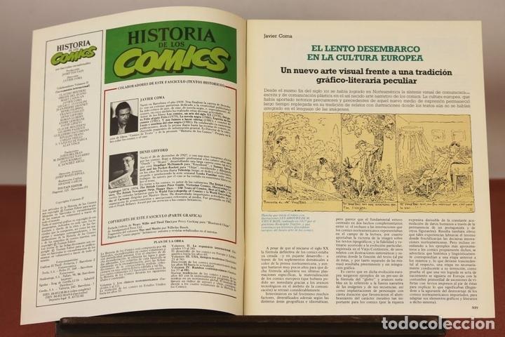 Cómics: 7996 - HISTORIA DE LOS COMICS. 7 EJEMPLARES(VER DESCRIP). COMA. EDIT. TOUTAIN. 1982/83. - Foto 5 - 61744036
