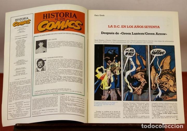 Cómics: 7996 - HISTORIA DE LOS COMICS. 7 EJEMPLARES(VER DESCRIP). COMA. EDIT. TOUTAIN. 1982/83. - Foto 7 - 61744036