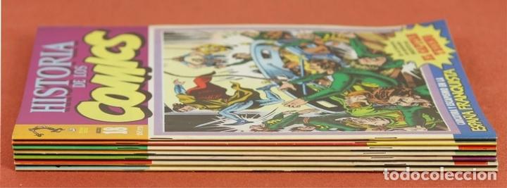 Cómics: 7996 - HISTORIA DE LOS COMICS. 7 EJEMPLARES(VER DESCRIP). COMA. EDIT. TOUTAIN. 1982/83. - Foto 9 - 61744036