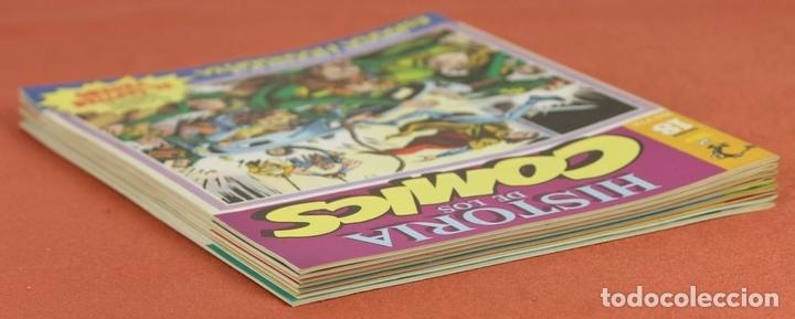 Cómics: 7996 - HISTORIA DE LOS COMICS. 7 EJEMPLARES(VER DESCRIP). COMA. EDIT. TOUTAIN. 1982/83. - Foto 10 - 61744036