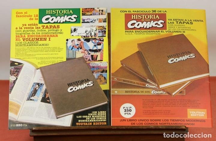 Cómics: 7996 - HISTORIA DE LOS COMICS. 7 EJEMPLARES(VER DESCRIP). COMA. EDIT. TOUTAIN. 1982/83. - Foto 11 - 61744036