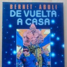 Fumetti: DE VUELTA A CASA - ABULI Y BERNET / TOUTAIN EDITOR 1989. Lote 61977940